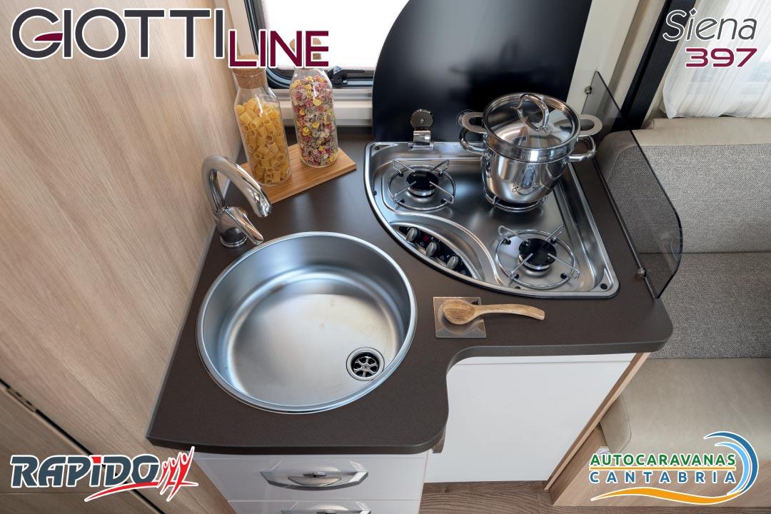 GiottiLine Siena 397 2021 encimera