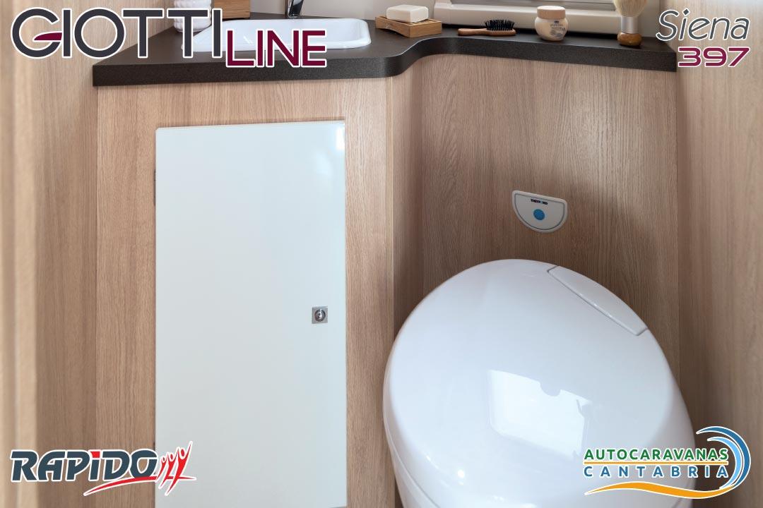 GiottiLine Siena 397 2021 baño
