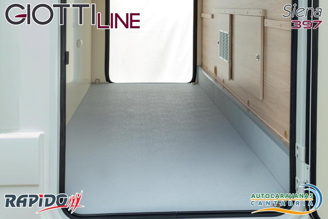GiottiLine Siena 397 2021 garaje