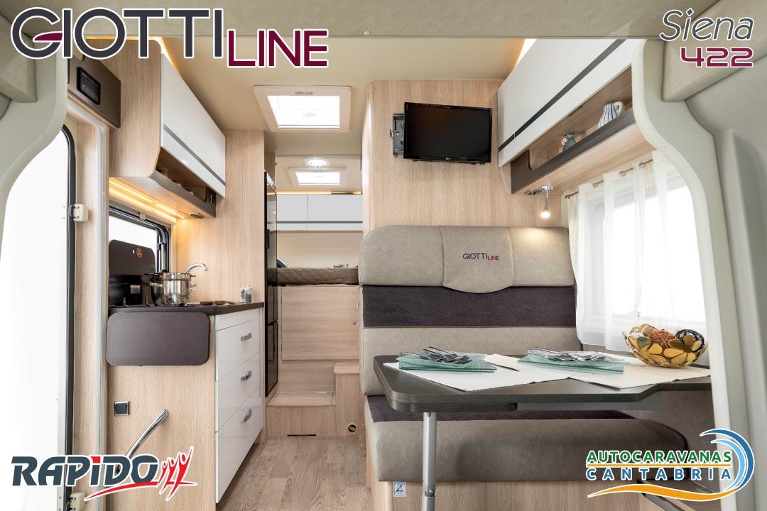 GiottiLine Siena 422 2021 interior
