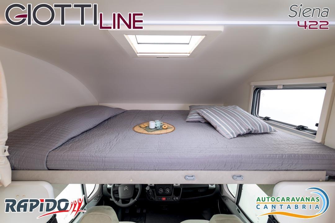 GiottiLine Siena 422 2021 cama abatible