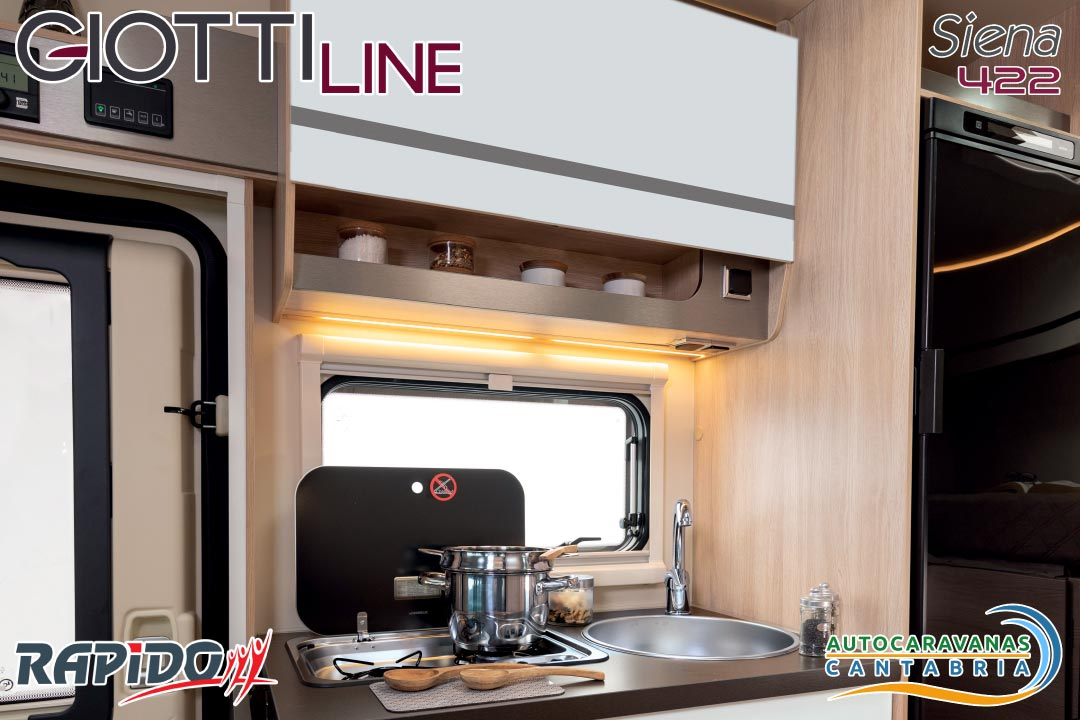 GiottiLine Siena 422 2021 cocina