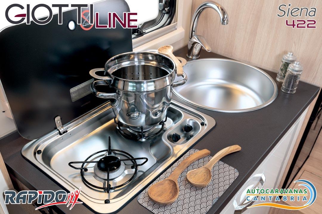 GiottiLine Siena 422 2021 encimera