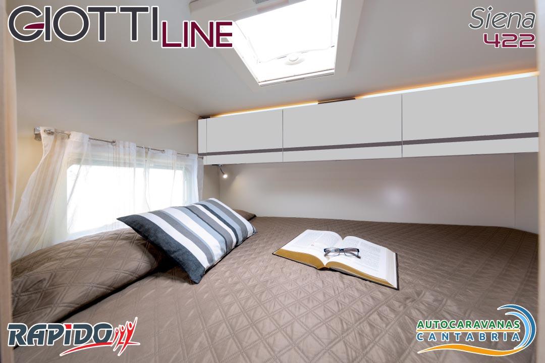 GiottiLine Siena 422 2021 dormitorio