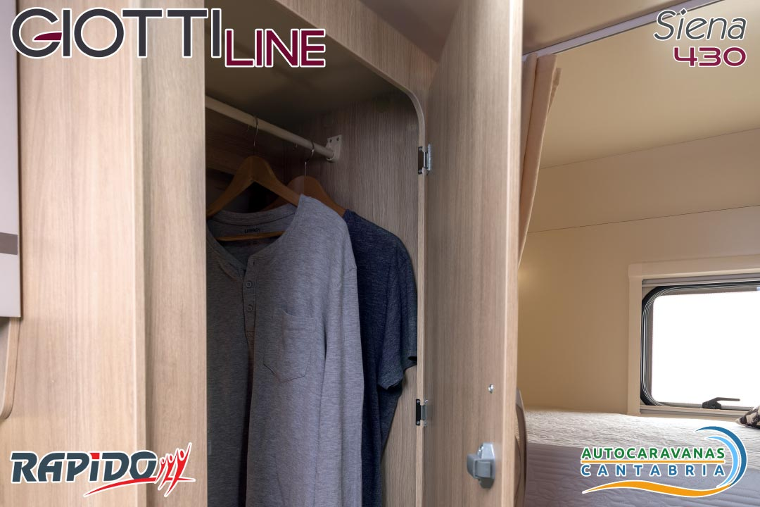 GiottiLine Siena 430 2021 armario ropa