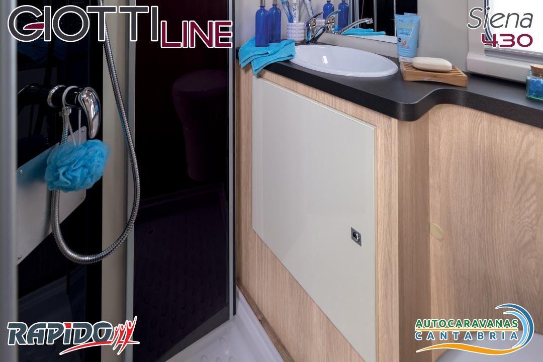 GiottiLine Siena 430 2021 baño