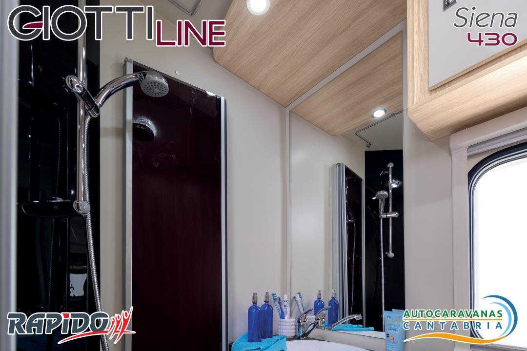 GiottiLine Siena 430 2021 ducha
