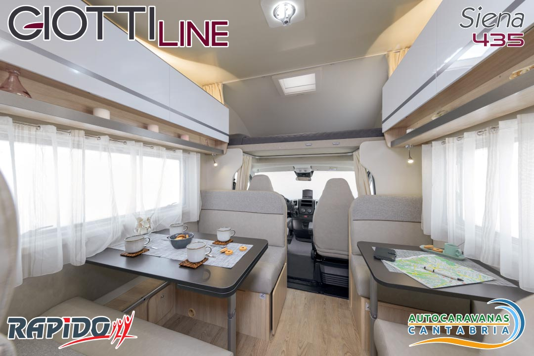 GiottiLine Siena 435 2021 salón