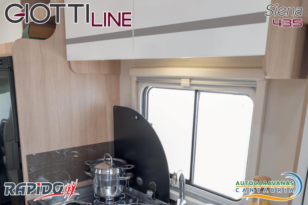 GiottiLine Siena 435 2021 ventana