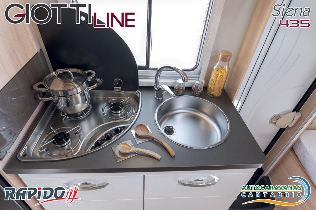 GiottiLine Siena 435 2021 encimera