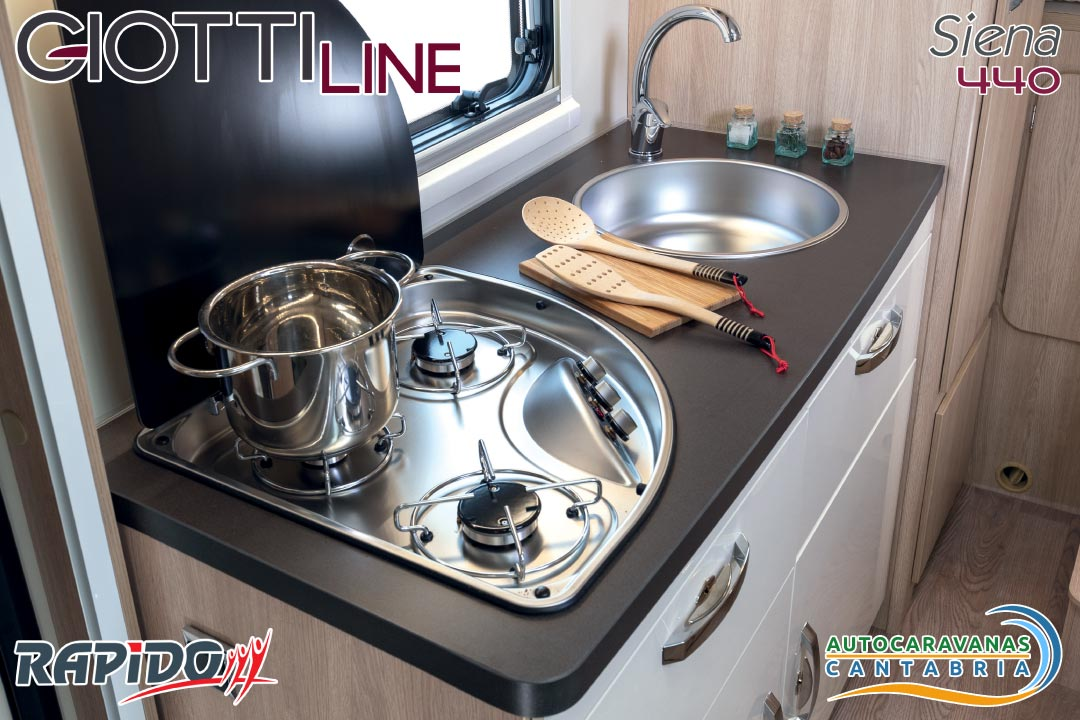 GiottiLine Siena 440 2021 encimera