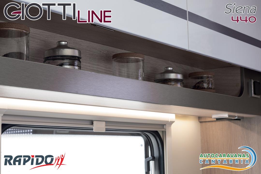 GiottiLine Siena 440 2021 estante