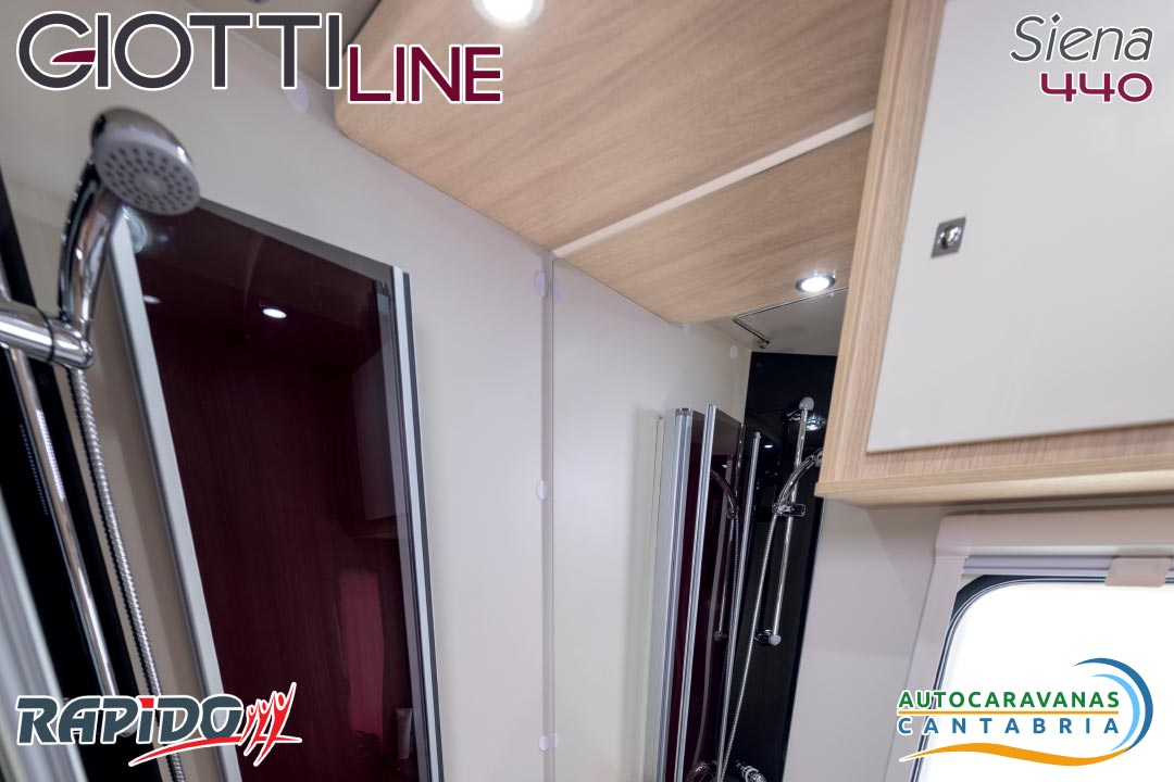 GiottiLine Siena 440 2021 ducha