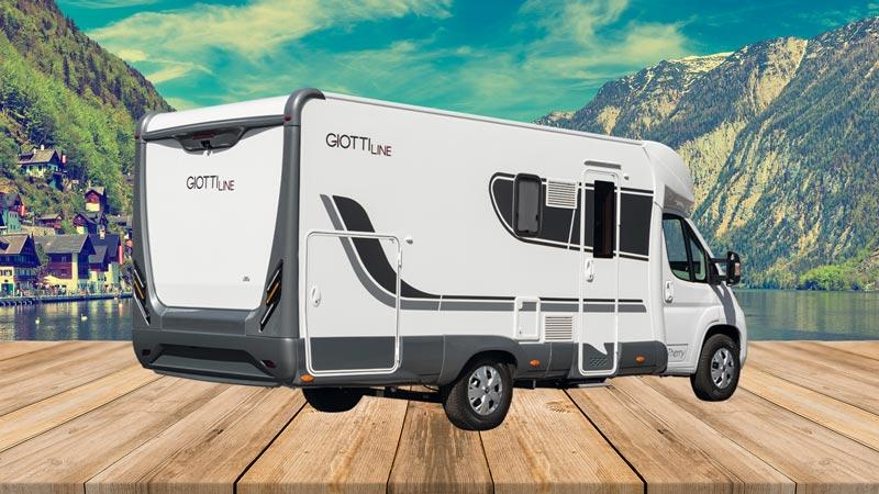 Autocaravana GiottiLine Therry T36 2021 exterior 2