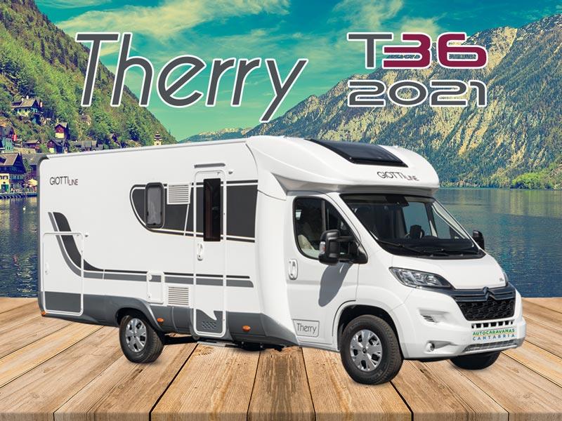 Autocaravana GiottiLine Therry T36 2021 mosaico