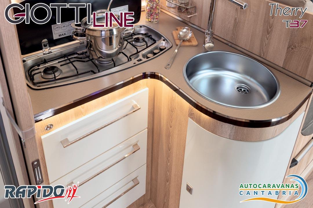 GiottiLine Therry T37 2021 cocina
