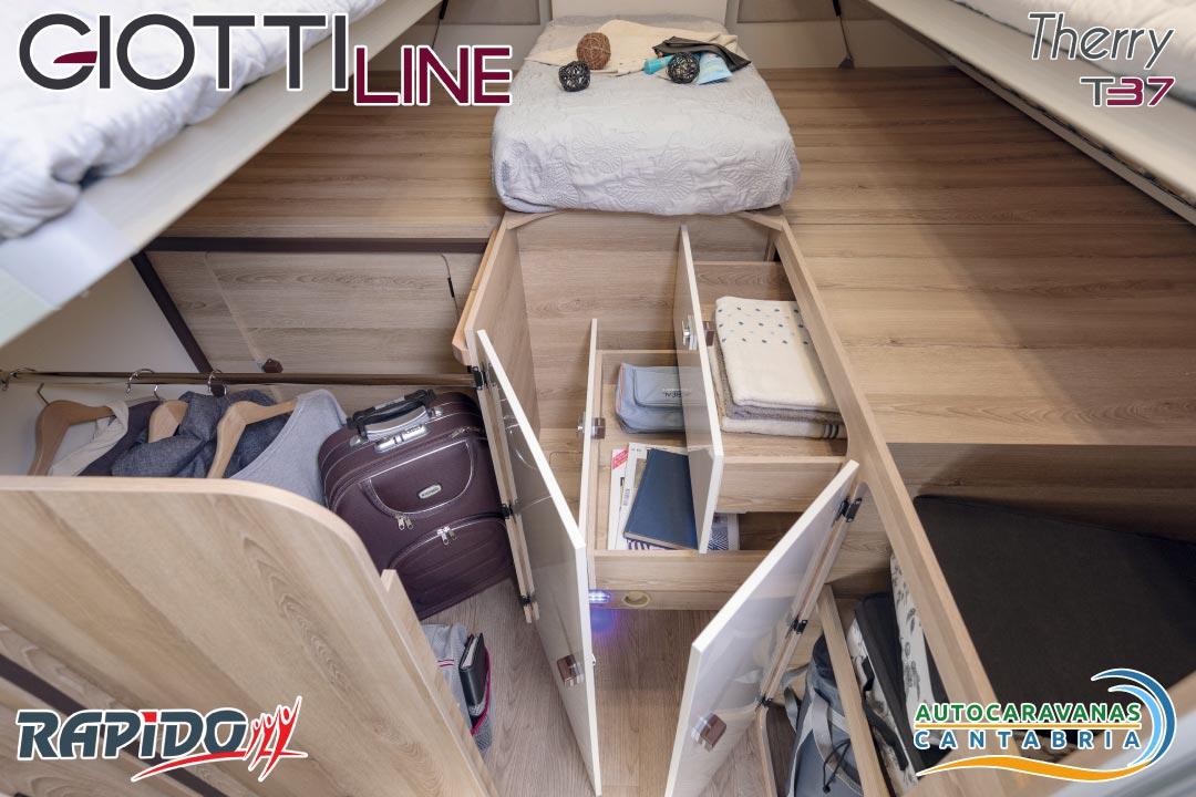 GiottiLine Therry T37 2021 almacenaje