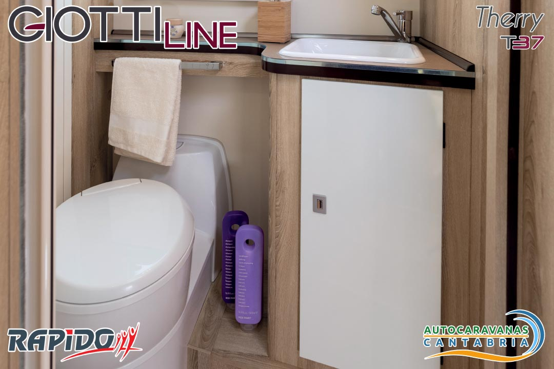 GiottiLine Therry T37 2021 baño