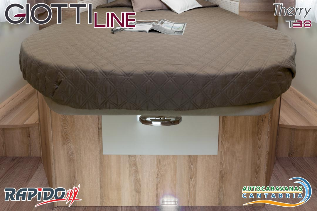 GiottiLine Therry T38 2021 cama