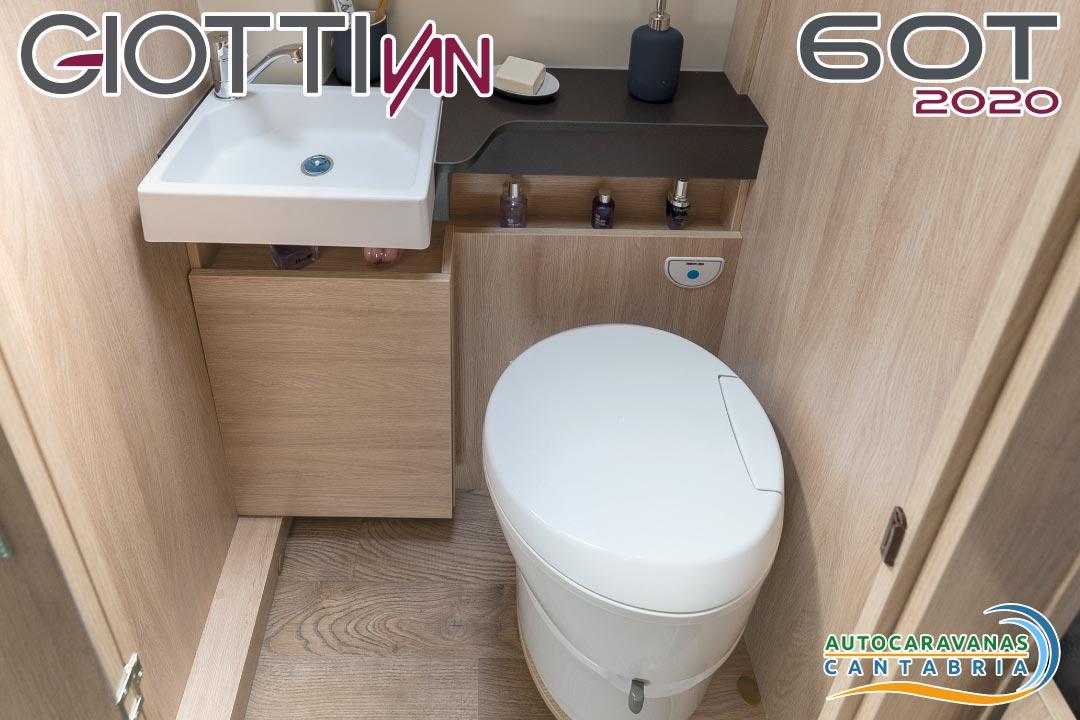 GiottiVan 60T 2020 aseó
