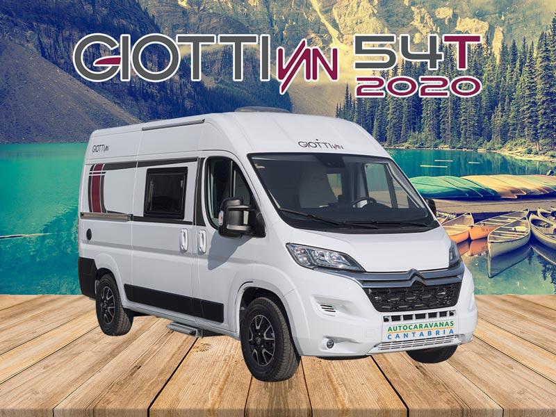 GiottiVan 54T 2020 mosaico